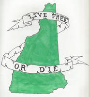 Live Free Or Die by TheDullohan