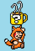 16 bit Fox Dodger by TheDullohan