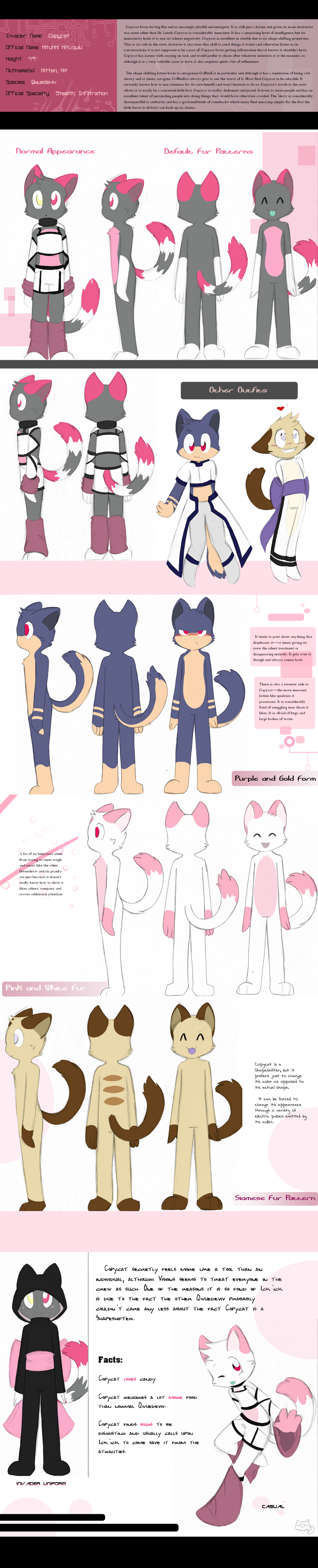 Copycat Full Ref (Outdated) by SmilehKitteh
