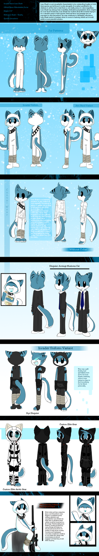 Loan Shark Full Ref (Updated 2013) by Void-Shark
