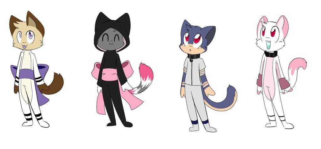 Copycats by SmilehKitteh