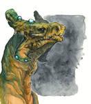 Judgemental Elderly Dragon is judgemental...