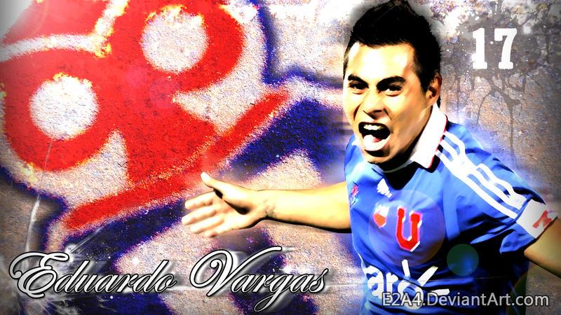 Eduardo Vargas Wallpaper By E2A4 On DeviantArt