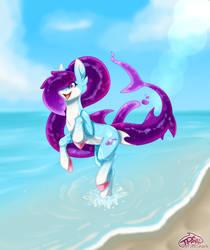 Sharkify Lunara ::COM:: by PinkTabico