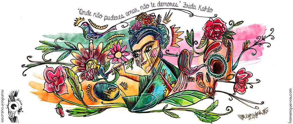 Frida by circuscreative