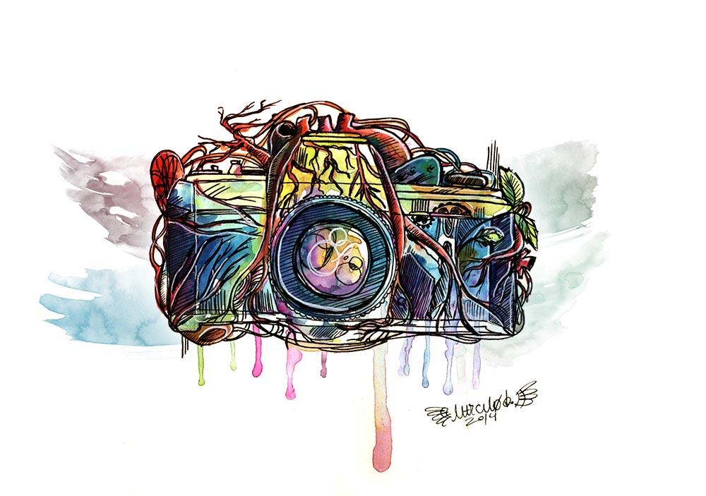 Fotografia Tatoo by circuscreative
