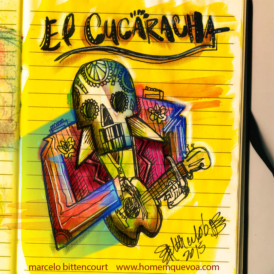 El Cucaracha by circuscreative