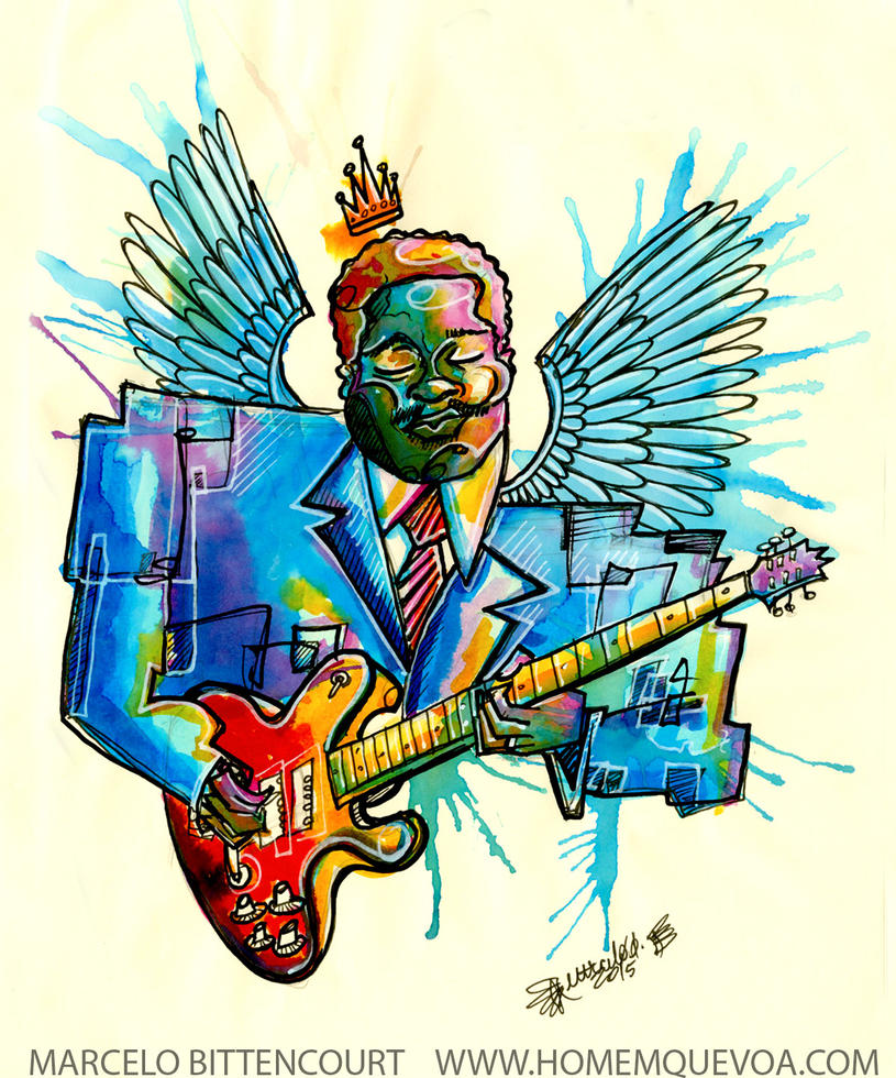 adiosBBKing by circuscreative