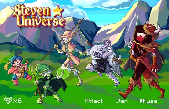 Steven Universe RPG