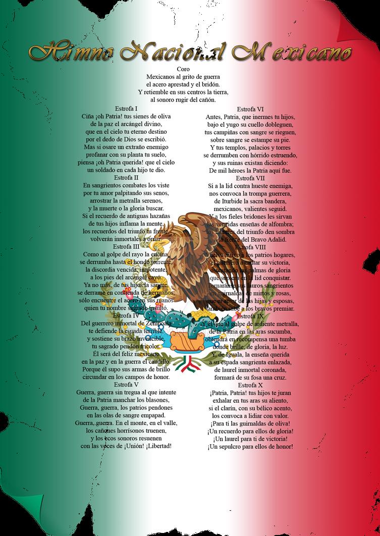 Himno Nacional Mexicano by ruicospa