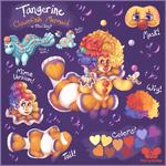 {Ref} Tangerine + Shelby