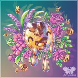 Honey Mosaic