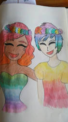 LGBT Friends! by KalaHamato