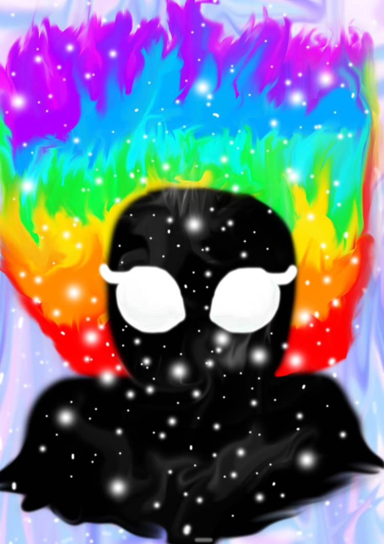 Galaxy Girl by KalaHamato