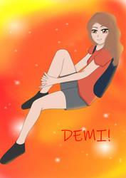 Demi! by KalaHamato