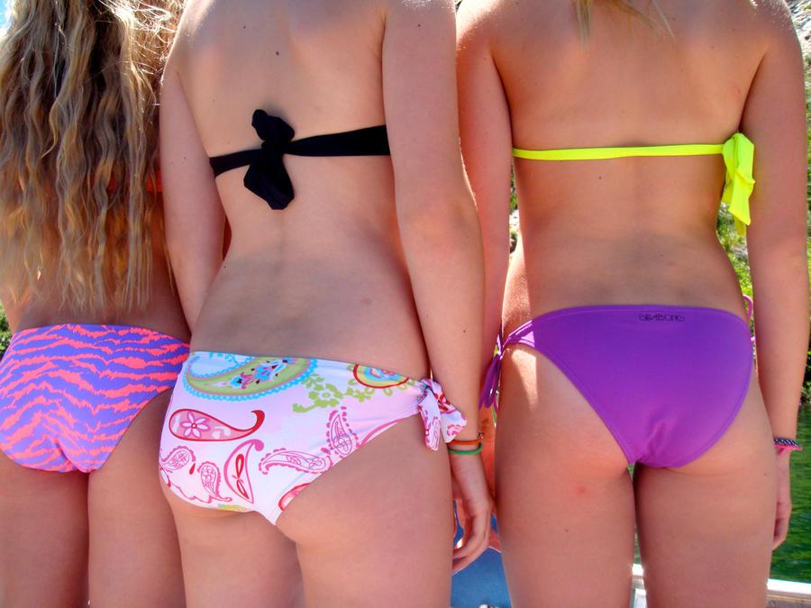Butts In Bikini 4