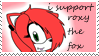 roxy the for stamp by animecat33