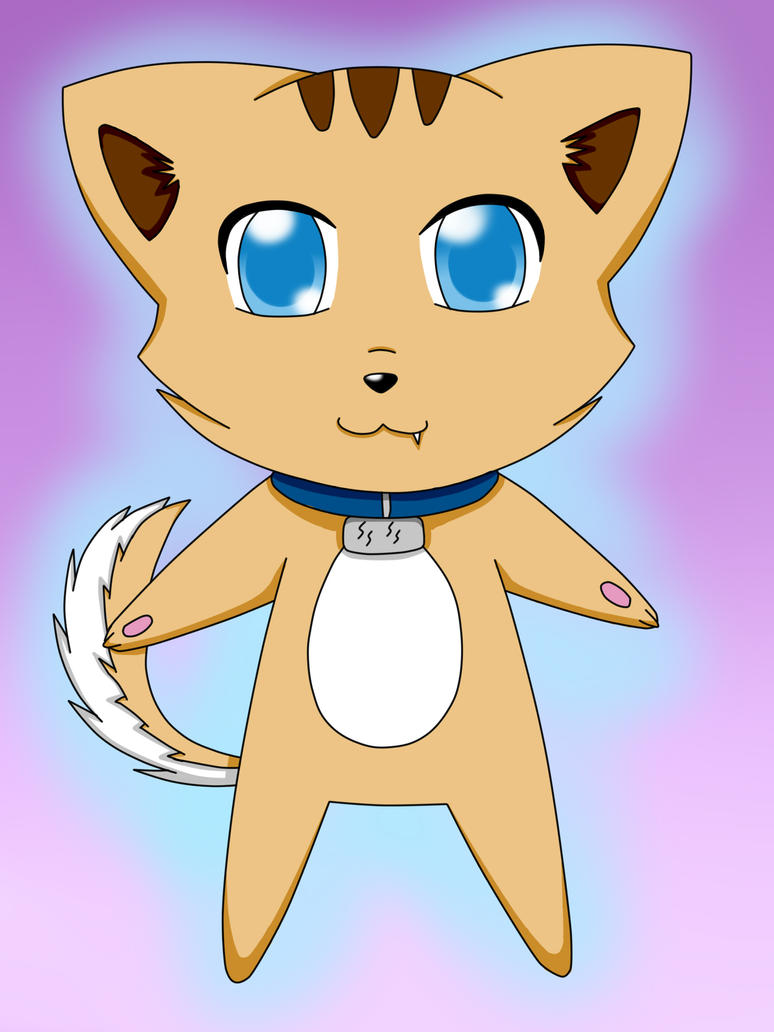 pan-pan the ninja dog :colored: by animecat33