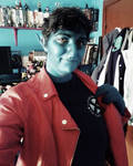 Nightcrawler cosplay by animecat33