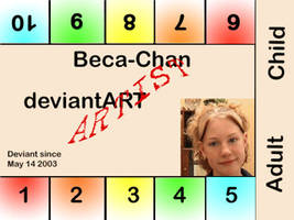 BecaChan deviantART Bus Ticket by beca-chan