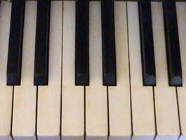 Set of Piano Keys by beca-chan