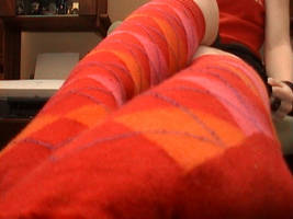 Teh Argyle Socks by beca-chan
