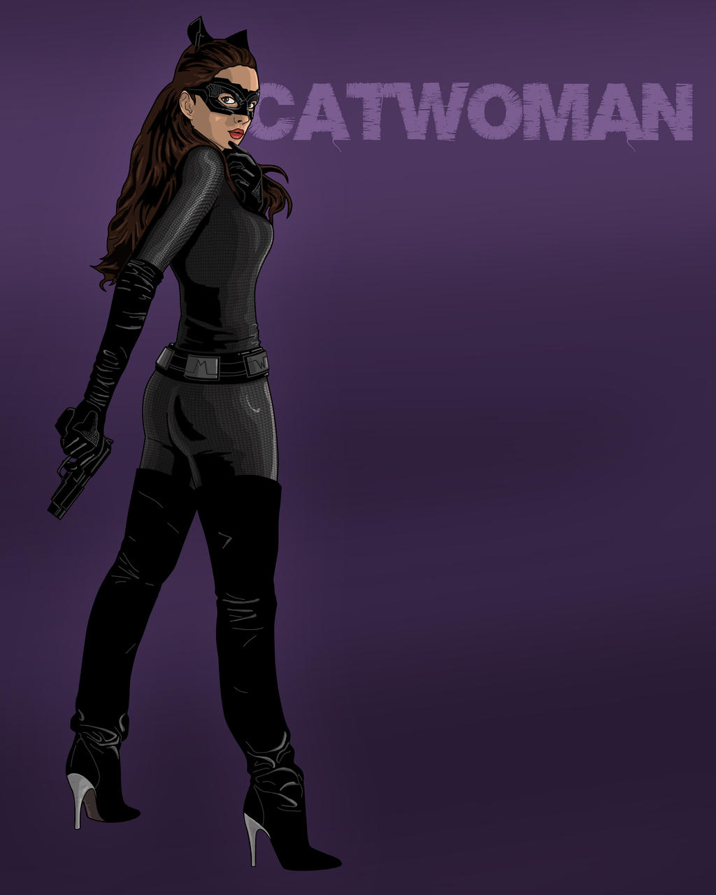 Catwoman by Gait44