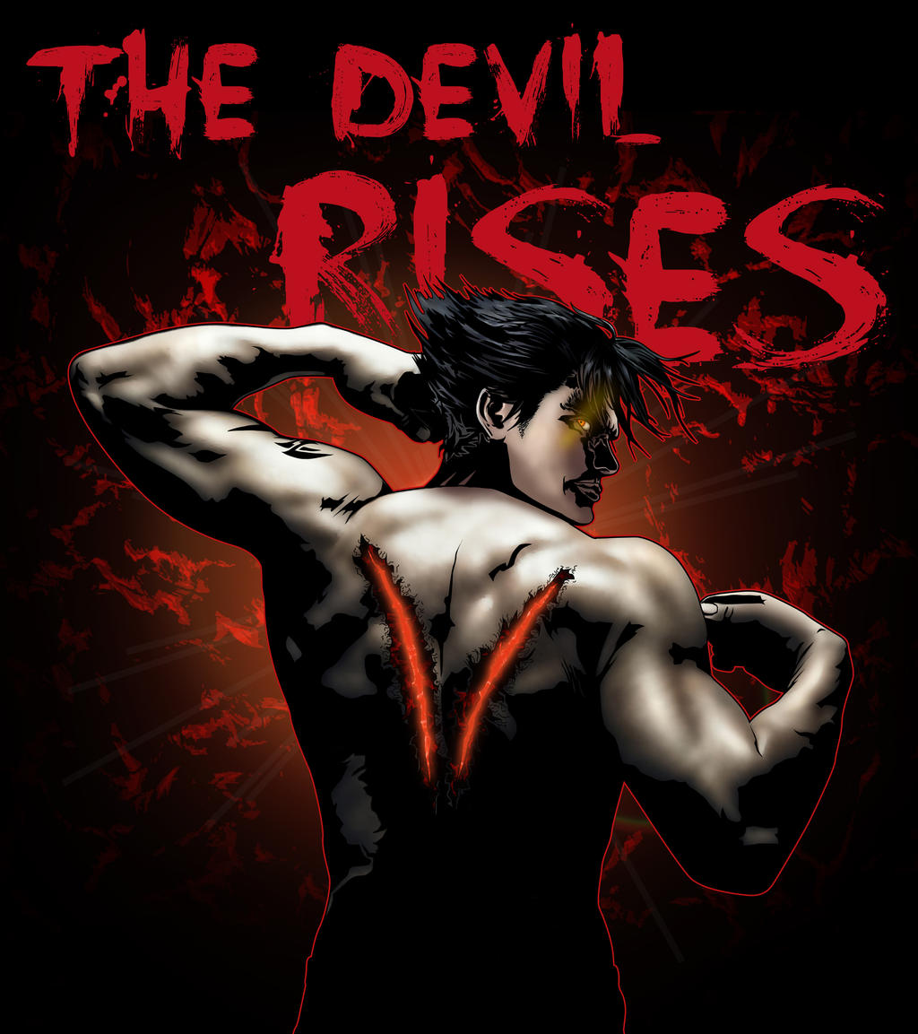 Devil rises by Gait44