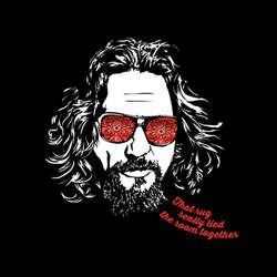 The Dude - 1 Character 1 Quote