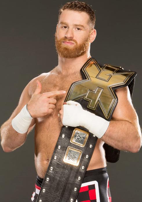 Sami Zayn NXT Champion PNG by AmbriegnsAsylum16 on DeviantArt