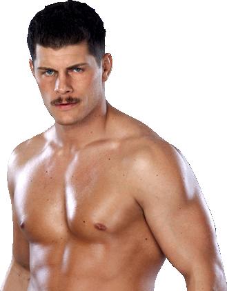 Cody Rhodes 2013 Mustache PNG by AmbriegnsAsylum16 on DeviantArt