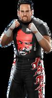 Tommy Dreamer Smackdown VS. RAW 2008 Render
