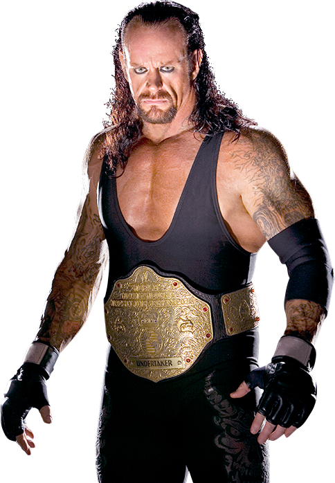 Undertaker World Heavyweight Champion PNG by ...