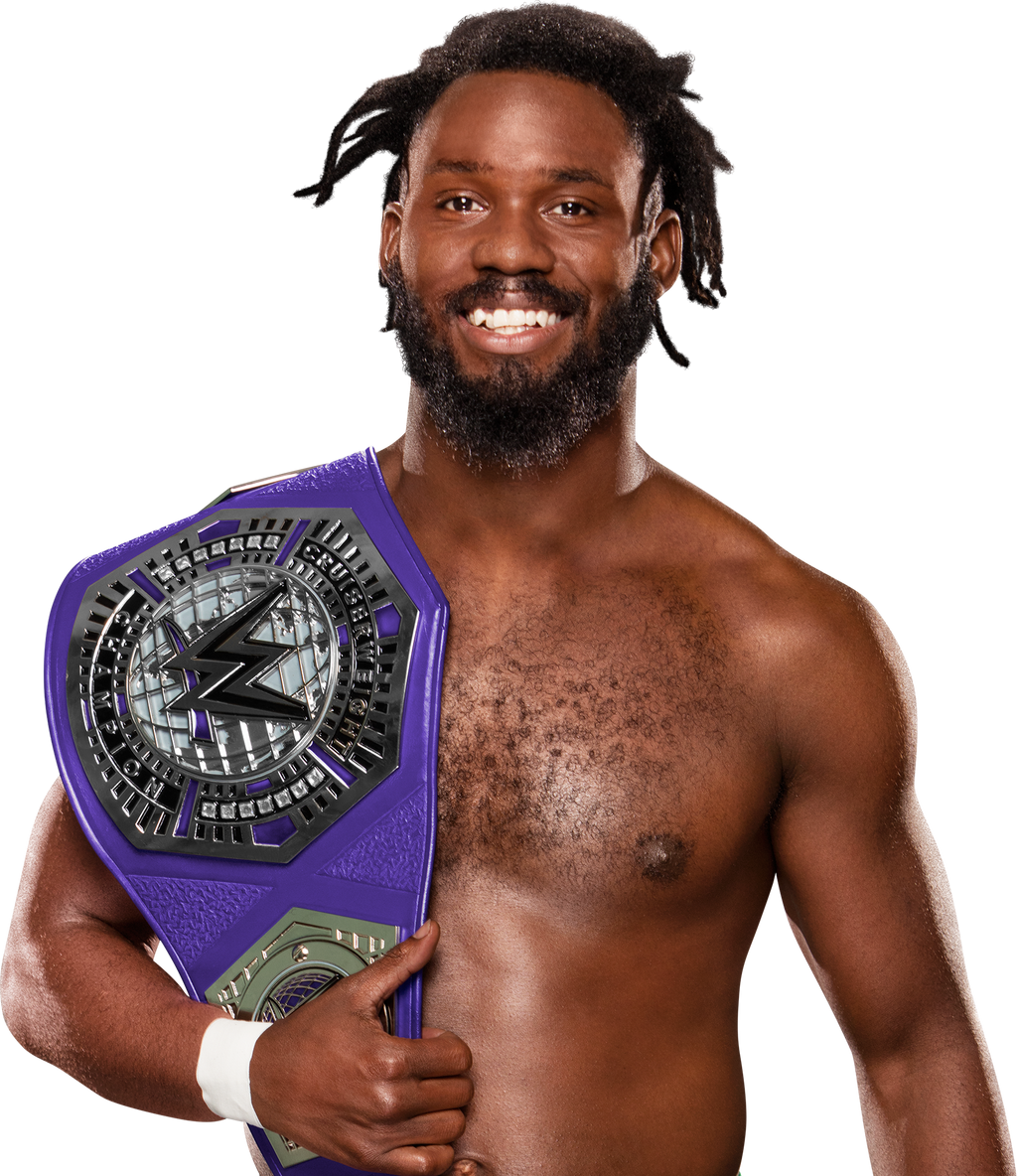 Rich Swann >> Rich Swann Wwe Cruiserweight Champion 2016 Png By