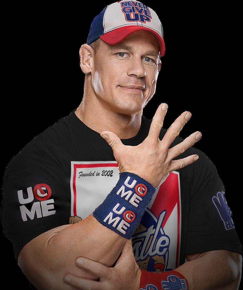 John Cena Never Give - Hot Girls Wallpaper