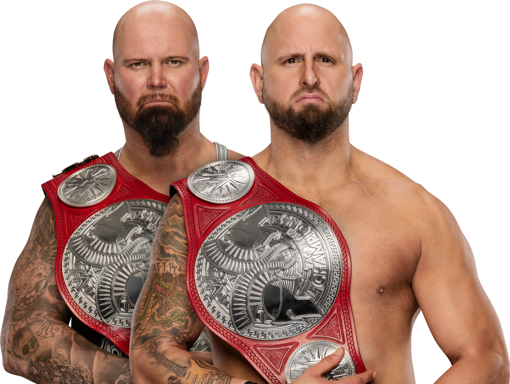Gallows Anderson 2017 RAW Tag-Team Champions PNG by AmbriegnsAsylum16 on  DeviantArt