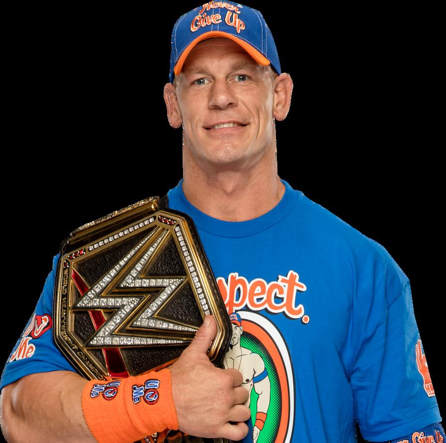 John Cena 2017 WWE Champion PNG by AmbriegnsAsylum16 on ...John Cena Wwe Champion 2013 Champ Is Here