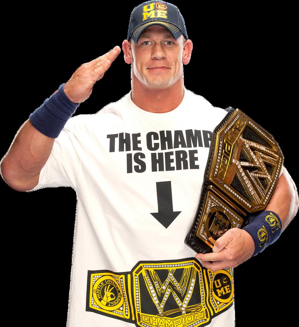 John Cena WWE Champion 2013 PNG by AmbriegnsAsylum16 on ...John Cena Wwe Champion 2013 Champ Is Here
