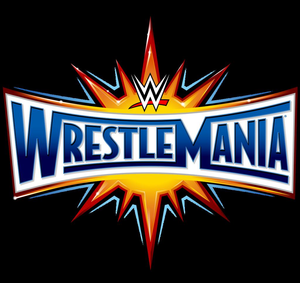 WrestleMania 33 Logo PNG