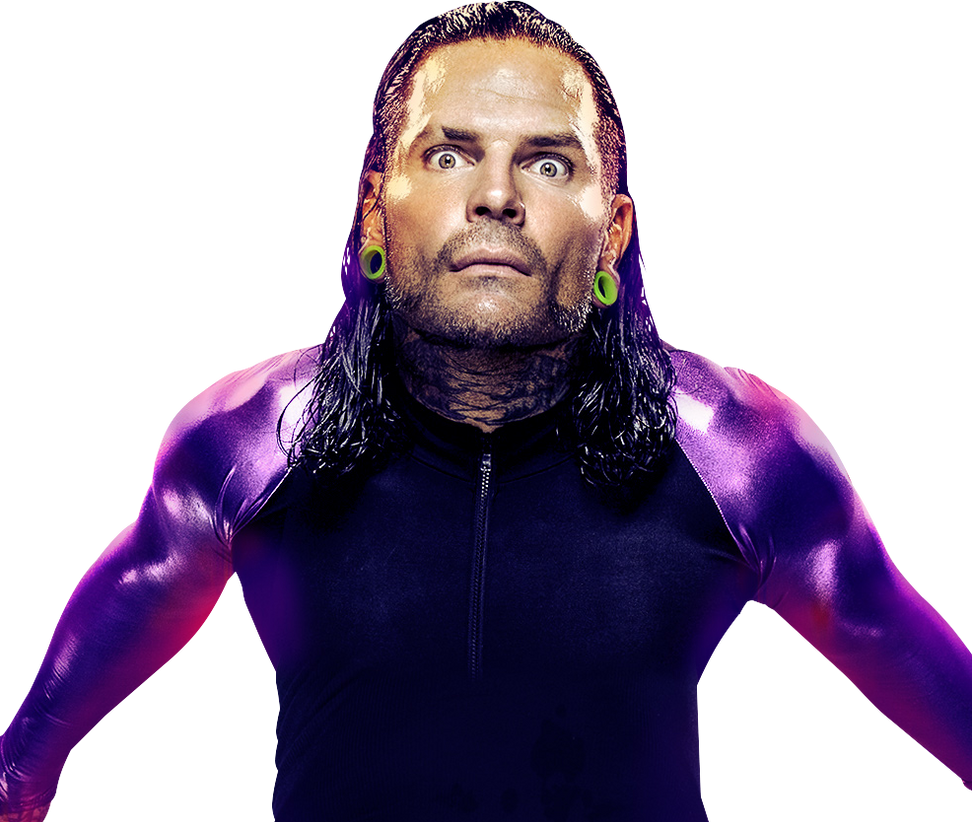 Jeff Hardy Extreme Rules 2017 Poster Png By Ambriegnsasylum16 On