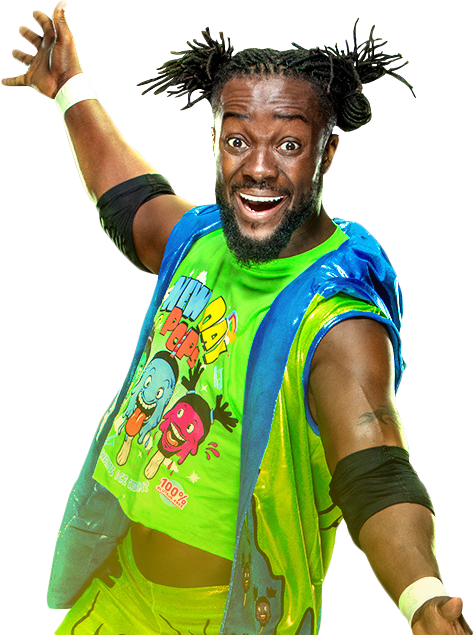 The New Day - e-Wrestling Alliance