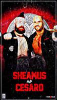 Sheasaro RAW Tag Champs Custom Mobile Wallpaper