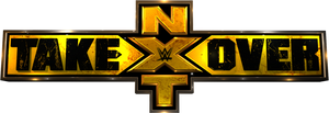NXT Takeover Logo PNG