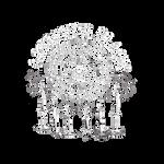 Aleister Black Tee Logo PNG