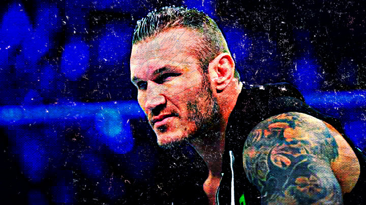 Randy Orton W Hair SDLIVE Custom Wallpaper By AmbriegnsAsylum16