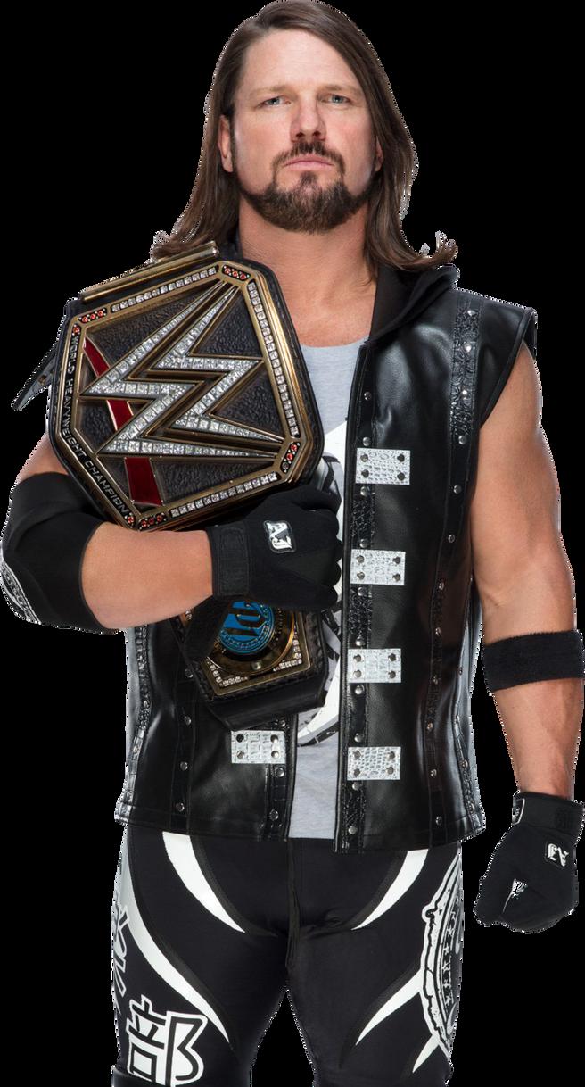 704822849aa8b AJ Styles WWE Champion 2017 NEW PNG by AmbriegnsAsylum16 on DeviantArt