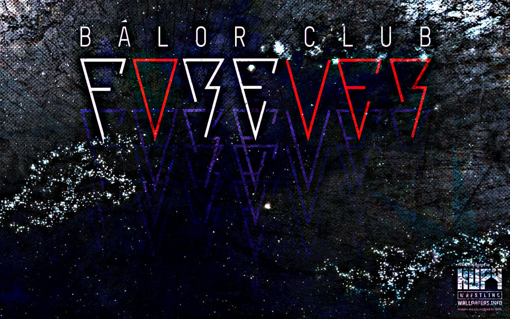Finn Balor Balor Club Forever Custom Wallpaper By