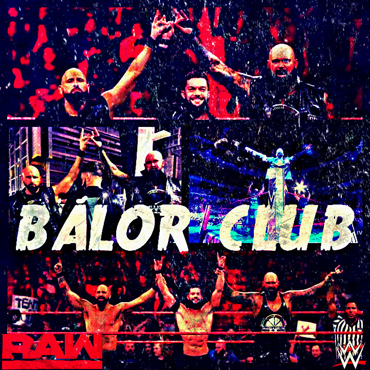 Balor Club Raw Custom Wallpaper 2 By Ambriegnsasylum16 On