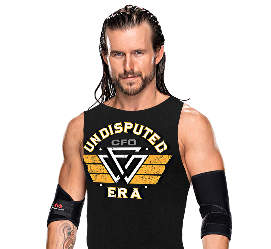W 16 Png Ͽ� 2019 Ͽ�: Adam Cole W/ Undisputed Era Tee 2018 PNG By