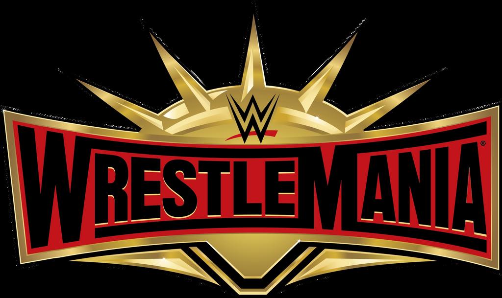 WrestleMania 35 Logo PNG by AmbriegnsAsylum16 on DeviantArt